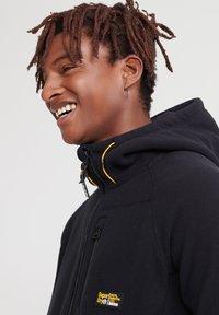 Superdry - Fleece jacket - black - 3