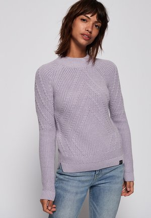 HENNIE DIAMOND - Jersey de punto - lilac