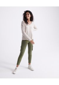 Superdry - Trui - light yellow - 1