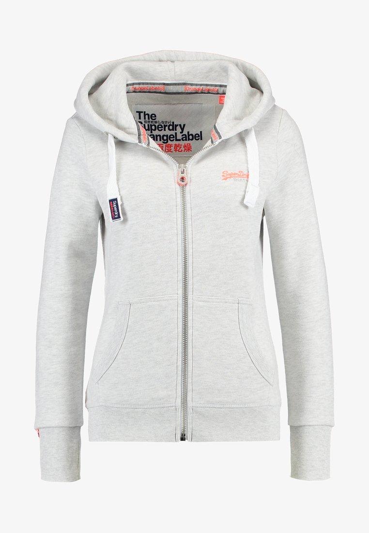 Superdry veste en sweat zippée cord pink ZALANDO.FR