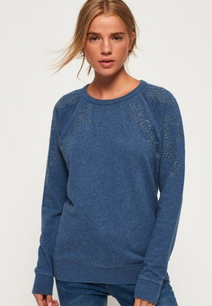 ADELAIDE  - Sweater - blue