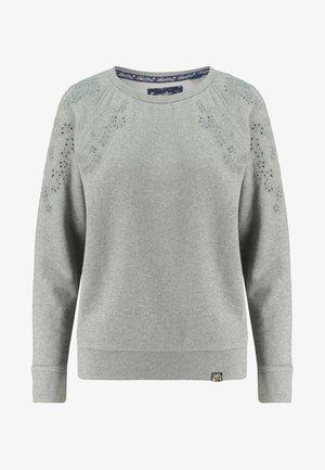 ADELAIDE - Sweatshirts - mottled grey