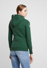 Superdry - ATHLETIC ZIPHOOD - veste en sweat zippée - spruce - 2