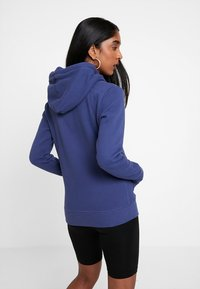 Superdry - LABEL ELITE ZIPHOOD - veste en sweat zippée - hinto blue - 2