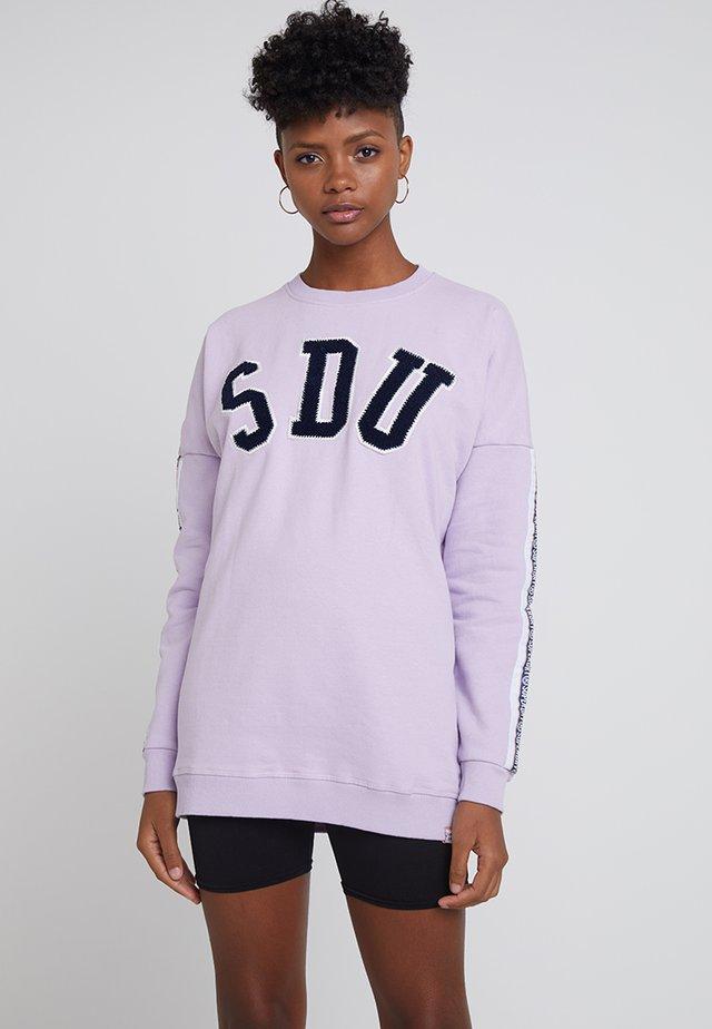 ALICIA CREW - Sweater - parma violet