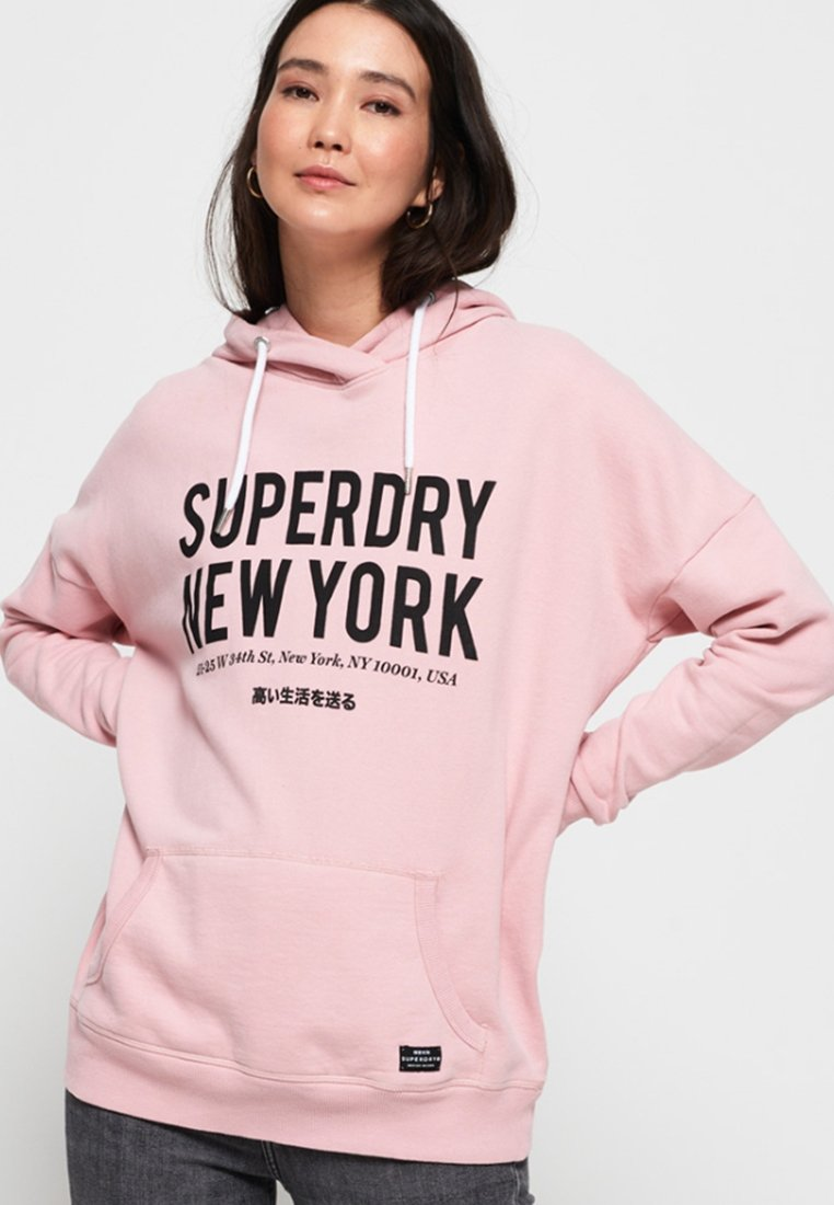 Superdry - YASMINE  - Kapuzenpullover - pink
