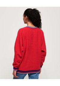 Superdry - Sweater - nautical red - 2