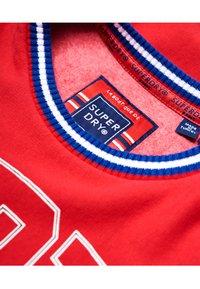 Superdry - Sweatshirt - nautical red - 4