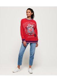 Superdry - Sweatshirt - nautical red - 1