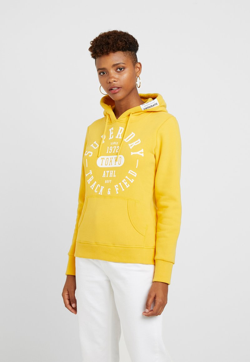 Superdry - Hoodie - rio yellow