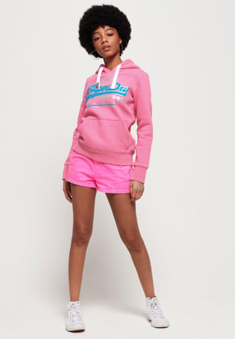 Superdry - Kapuzenpullover - pink