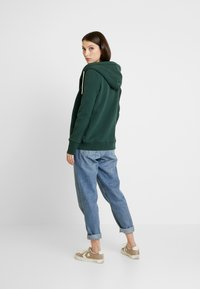 Superdry - ELITE ZIPHOOD - Hettejakke - eagle green - 2