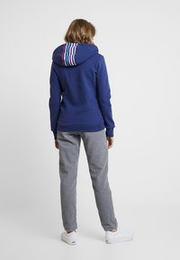 Superdry - À CAPUCHE VINTAGE LOGO RODEO - Zip-up hoodie - bleu marine intense - 2