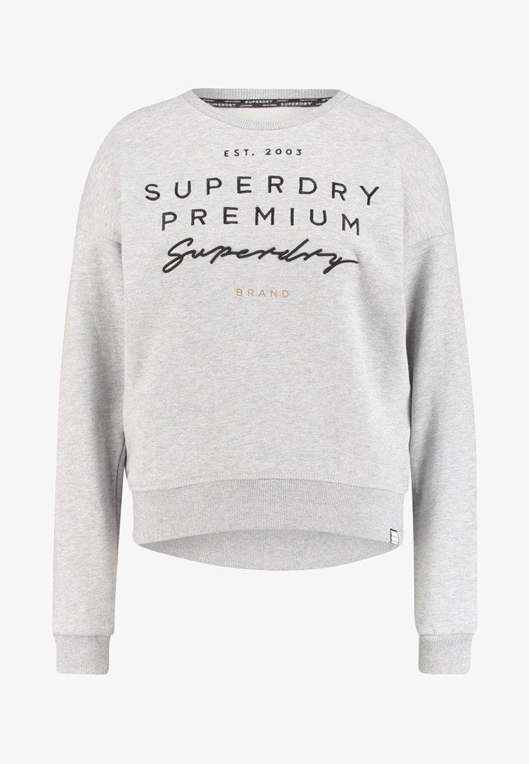 Superdry - Sweatshirt - grey
