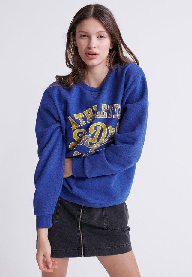 CLASSIC VARSITY - Sweatshirt - blue