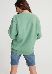 Superdry - CLASSIC VARSITY - Sweatshirt - varsity green - 2
