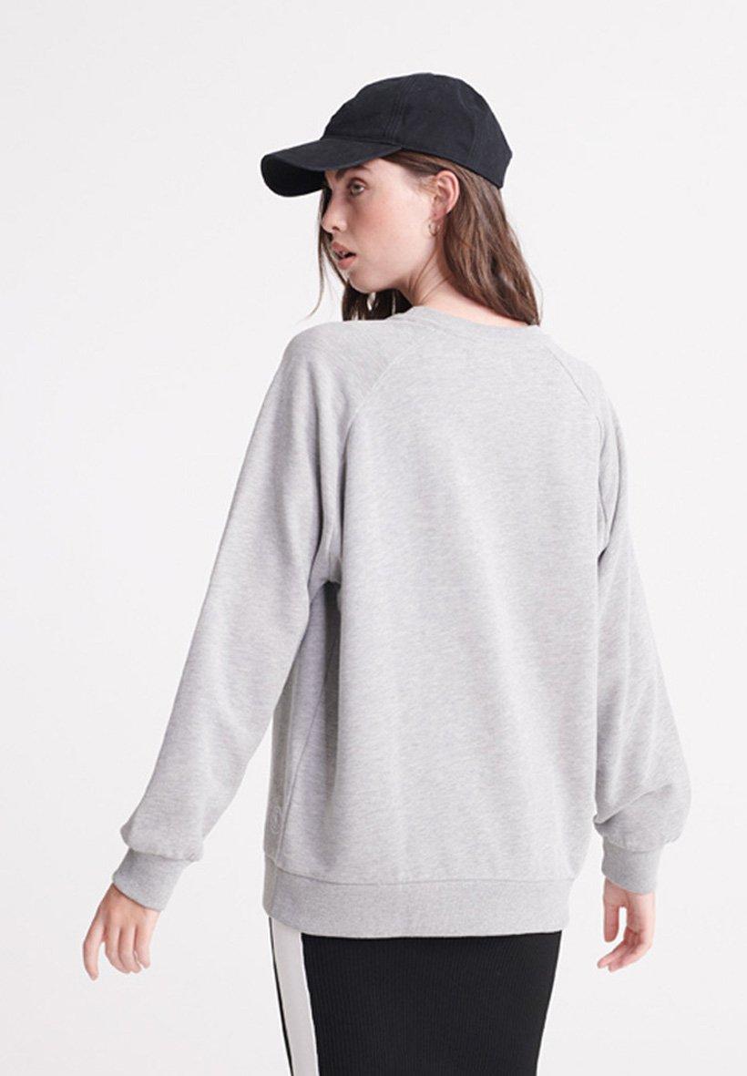 Superdry Indie Lightweight Sweatshirt - Sweatshirts Grey
