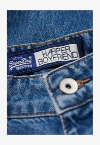 Superdry - HARPER - Jeans Relaxed Fit - hawaii blue - 4