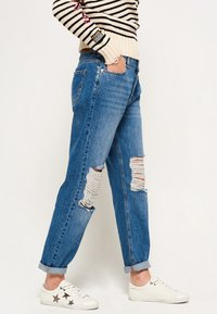 Superdry - HARPER - Jeans Relaxed Fit - hawaii blue - 3