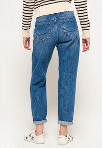 Superdry - HARPER - Jeans Relaxed Fit - hawaii blue - 2