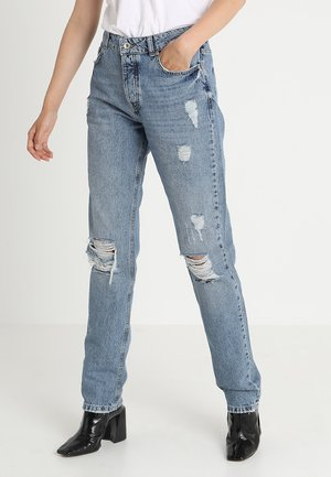 HARPER - Jeansy Relaxed Fit - street blue