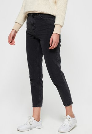 RUBY - Relaxed fit jeans - black