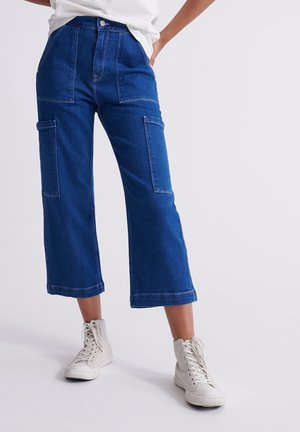 Jeans Relaxed Fit - mid indigo