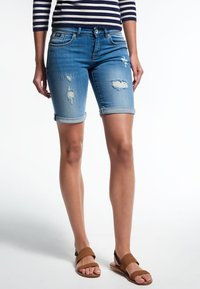 Superdry - Shorts di jeans - summer worn - 0