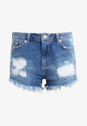 ELIZA CUT OFF  - Jeansshorts - tide blue