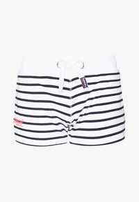 Superdry - SUN & SEA - Short - optic/eclipse navy - 4