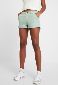 Superdry - Shorts - frosty gree - 0