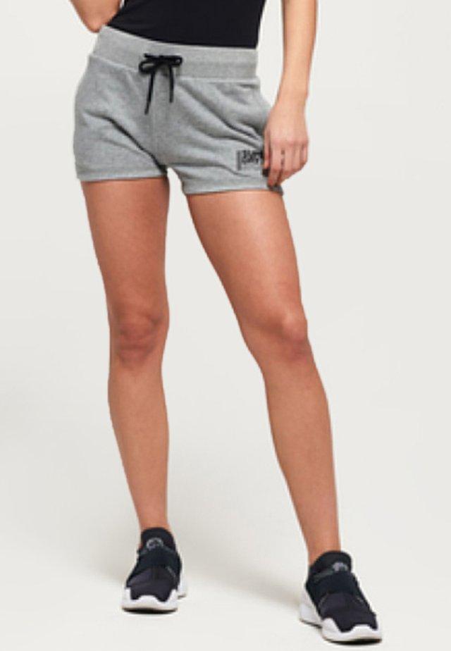 Short de sport - dark grey