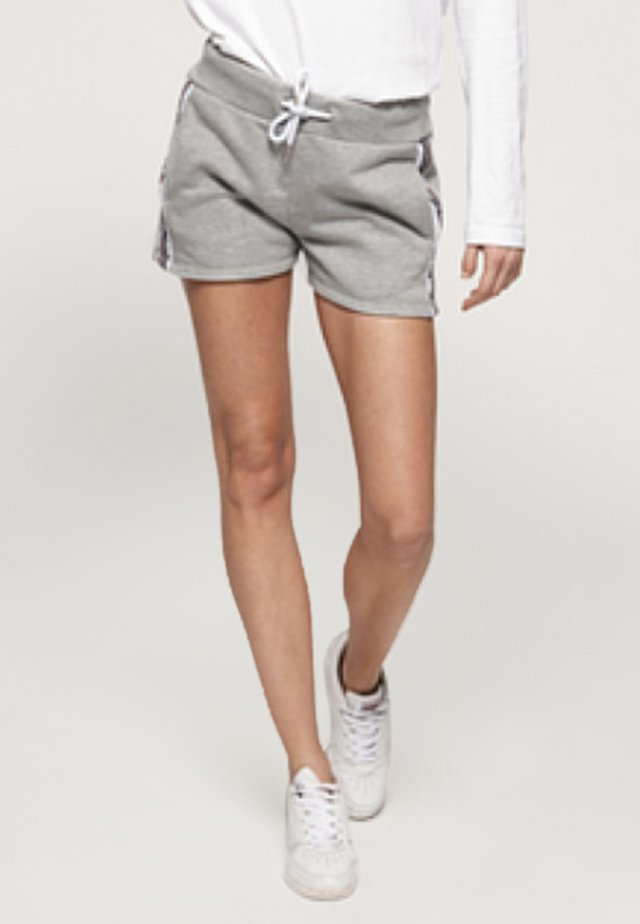 ALICIA - Shorts - grey