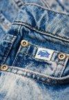 Superdry - ELIZA - Jeans Shorts - blue