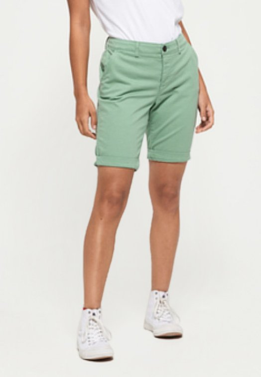 CITY - Shorts - khaki