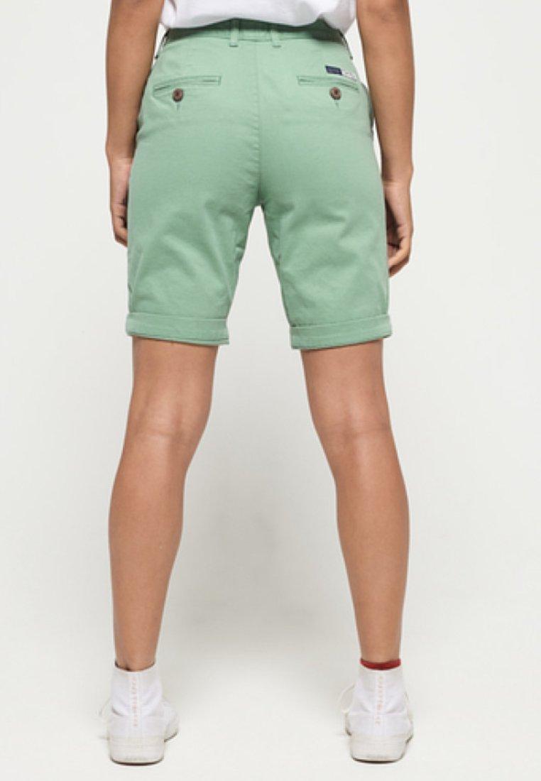Superdry CITY - Shorts khaki