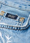 Superdry - Jeans Shorts - blue