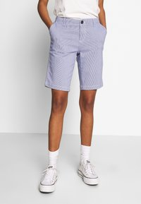 Superdry - CITY CHINO SHORT - Shorts - navy - 0