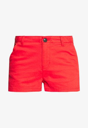 HOT - Shorts - apple red