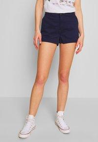 Superdry - HOT - Shorts - atlantic navy - 0