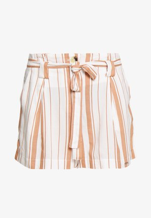 DESERT STRIPE - Shorts - orange