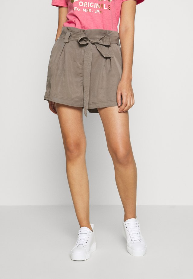 DESERT PAPER BAG - Shorts - bungee cord