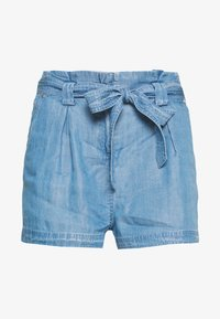 Superdry - DESERT PAPER BAG - Shorts - indigo light - 3