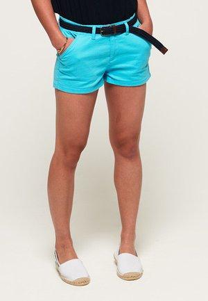 INTERNATIONAL HOT  - Shorts - lagoon blue