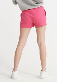 Superdry - SUPERDRY TRACK & FIELD SHORTS - Shorts - fuchsia - 2