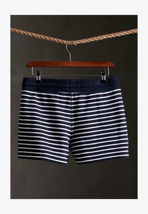CLASSIC  - Shorts - navy stripe
