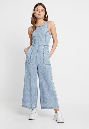 INGRID  - Jumpsuit - light-blue denim