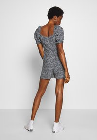 Superdry - QUINCY SUMMER PLAYSUIT - Jumpsuit - navy ditsy - 2