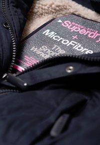 Superdry - BOXY SNORKLE SD- MIT KAPUZE - Parka - super dark navy - 4