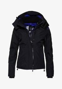 Superdry - POP ARCTIC  - Light jacket - noir/framboise - 7